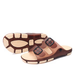 Men's beach slippers, soft and transparent slippers - cover photo